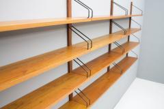Poul Cadovius Poul Cadovius Teak Wood Wall System Royal Denmark 1960s - 1297654