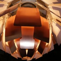 Poul Henningsen Artichoke Lamp by Poul Henningsen for Louis Poulsen Denmark 1960 - 1143739