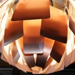 Poul Henningsen Artichoke Lamp by Poul Henningsen for Louis Poulsen Denmark 1960 - 1143743