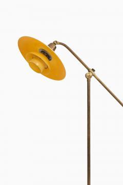 Poul Henningsen Floor Lamp Model PH 2 2 Water Pump Produced by Louis Poulsen - 1886672