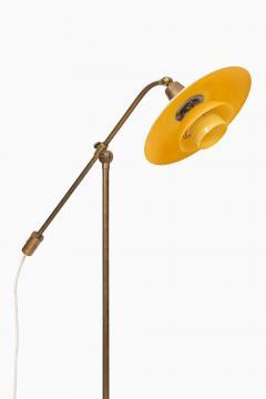 Poul Henningsen Floor Lamp Model PH 2 2 Water Pump Produced by Louis Poulsen - 1886677