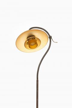 Poul Henningsen Floor Lamp Model The Question Mark Produced by Louis Poulsen - 1886659