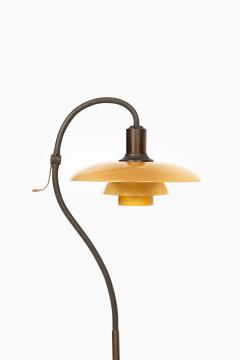 Poul Henningsen Floor Lamp Model The Question Mark Produced by Louis Poulsen - 1886660