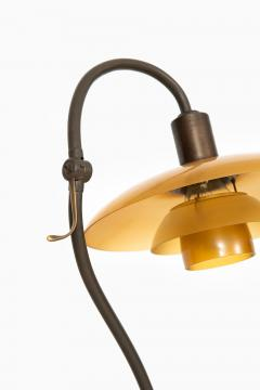 Poul Henningsen Floor Lamp Model The Question Mark Produced by Louis Poulsen - 1886664
