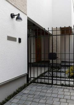 Poul Henningsen Louis Poulsen Todbold Outdoor Wall Light in Black - 1496746