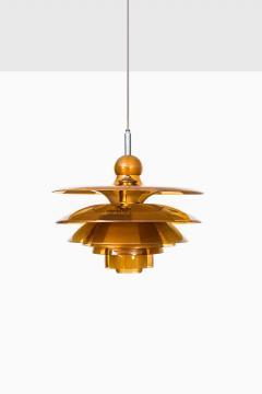Poul Henningsen Poul Henningsen Ceiling Lamp Model PH Septima 5 by Louis Poulsen in Denmark - 1780351