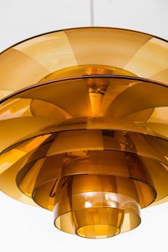 Poul Henningsen Poul Henningsen Ceiling Lamp Model PH Septima 5 by Louis Poulsen in Denmark - 1780352