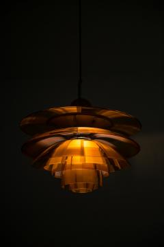 Poul Henningsen Poul Henningsen Ceiling Lamp Model PH Septima 5 by Louis Poulsen in Denmark - 1780354
