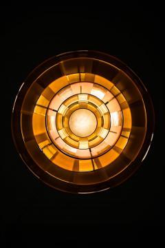 Poul Henningsen Poul Henningsen Ceiling Lamp Model PH Septima 5 by Louis Poulsen in Denmark - 1780356