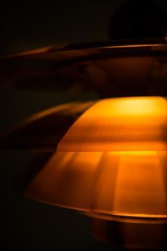 Poul Henningsen Poul Henningsen Ceiling Lamp Model PH Septima 5 by Louis Poulsen in Denmark - 1780357