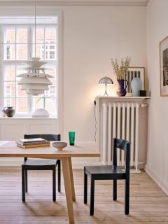 Poul Henningsen Verner Panton Panthella Mini Table Lamp in Chrome for Louis Poulsen - 537120