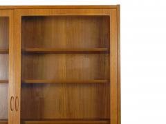 Poul Hundevad Danish Mid Century Modern Teak Bookcase Bookshelf Cabinet by Poul Hundevad - 1113693