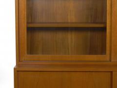 Poul Hundevad Danish Mid Century Modern Teak Bookcase Bookshelf Cabinet by Poul Hundevad - 1113694