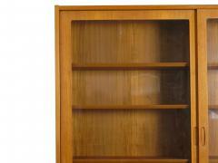 Poul Hundevad Danish Mid Century Modern Teak Bookcase Bookshelf Cabinet by Poul Hundevad - 1113696