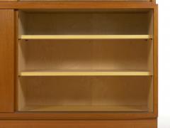 Poul Hundevad Danish Mid Century Modern Teak Bookcase Bookshelf Cabinet by Poul Hundevad - 1113698