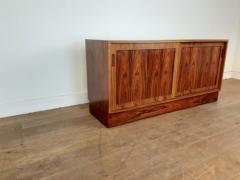 Poul Hundevad Mid century danish rosewood sideboard - 1942781