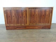 Poul Hundevad Mid century danish rosewood sideboard - 1942783