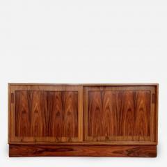 Poul Hundevad Mid century danish rosewood sideboard - 1943399