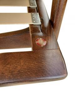Poul Jensen Pair of Poul Jensen Z Lounge Chairs for Selig Denmark - 1596183