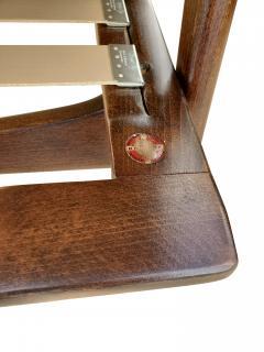 Poul Jensen Pair of Poul Jensen Z Lounge Chairs for Selig Denmark - 1638046
