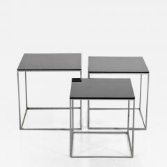 Poul Kj rholm 1960s Poul Kjaerholm PK71 Nesting Tables - 821063