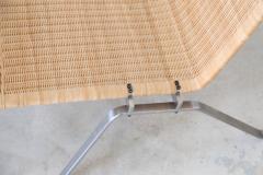 Poul Kj rholm Pair of PK 22 Poul Kjaerholm Danish Mid Century Modern Wicker Lounge Chairs - 727895