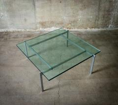 Poul Kj rholm Poul Kjaerholm PK61 Coffee Table - 406059