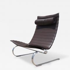 Poul Kjaerholm PK 20 Easy Chair By Poul Kjaerholm For Fritz Hansen   165875