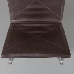 Poul Kjaerholm PK22 Lounge Chair by Poul Kjaerholm for E Kold Christensen Denmark 1960 - 967306