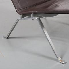 Poul Kjaerholm PK22 Lounge Chair by Poul Kjaerholm for E Kold Christensen Denmark 1960 - 967307