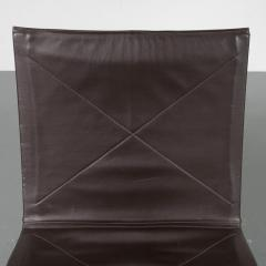Poul Kjaerholm PK22 Lounge Chair by Poul Kjaerholm for E Kold Christensen Denmark 1960 - 967308