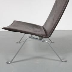 Poul Kjaerholm PK22 Lounge Chair by Poul Kjaerholm for E Kold Christensen Denmark 1960 - 967309