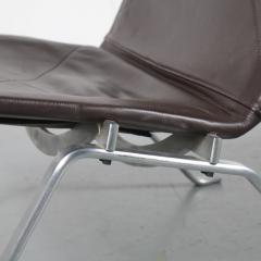 Poul Kjaerholm PK22 Lounge Chair by Poul Kjaerholm for E Kold Christensen Denmark 1960 - 967310