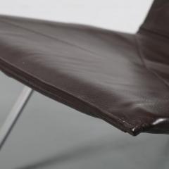Poul Kjaerholm PK22 Lounge Chair by Poul Kjaerholm for E Kold Christensen Denmark 1960 - 967312