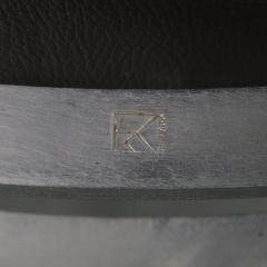 Poul Kjaerholm PK22 Lounge Chair by Poul Kjaerholm for E Kold Christensen Denmark 1960 - 967313