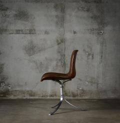 Poul Kjaerholm Pair of Poul Kjaerholm PK9 Chairs - 183684