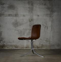 Poul Kjaerholm Pair of Poul Kjaerholm PK9 Chairs - 183686
