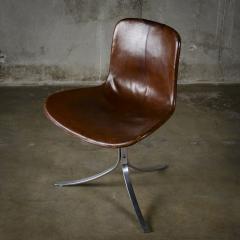 Poul Kjaerholm Pair of Poul Kjaerholm PK9 Chairs - 183688