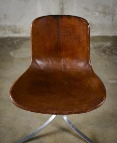 Poul Kjaerholm Pair of Poul Kjaerholm PK9 Chairs - 183689