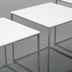 Poul Kjaerholm Poul Kjaerholm PK71 Nesting Tables by E Kold Christensen in Denmark 1960 - 1191803