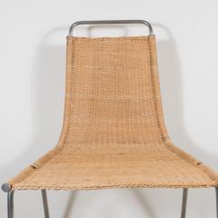 Poul Kjaerholm Set of 4 petite wicker chairs by Poul Kjaerholm model PK1 - 1466980