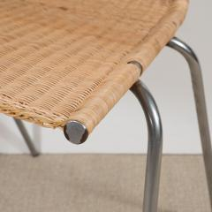 Poul Kjaerholm Set of 4 petite wicker chairs by Poul Kjaerholm model PK1 - 1466981