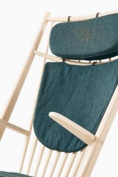 Poul Volther Easy Chairs Model Goliat Produced by Gemla - 1988321