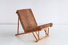 Poul Volther Poul M Volther Model J58 Lounge Chair in Beech for FDB M bler Denmark 1954 - 1032941