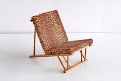 Poul Volther Poul M Volther Model J58 Lounge Chair in Beech for FDB M bler Denmark 1954 - 1032942