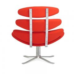 Poul Volther Poul M Volther for Erik J rgensen Corona Chair - 1312449