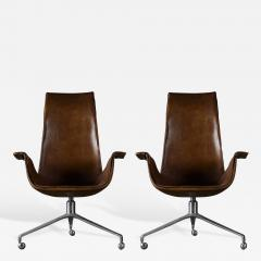 Preben Fabricius Fabricius and Kastholm Bird Chairs - 195279