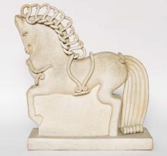 Primavera Atelier du Printemps Italian Ceramic Horse by Colette Guedin for Primavera - 390408
