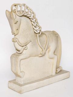 Primavera Atelier du Printemps Italian Ceramic Horse by Colette Guedin for Primavera - 390411