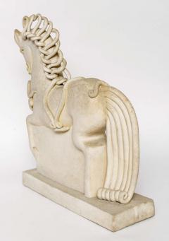 Primavera Atelier du Printemps Italian Ceramic Horse by Colette Guedin for Primavera - 390412